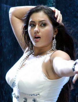 Namitha Hot Telugu Actress