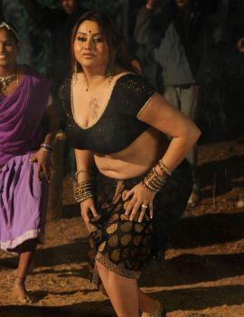 Namitha in Bhaaja Bhajantreelu movie Item Song