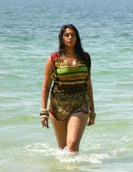 Namitha Kapoor Hot and Wet