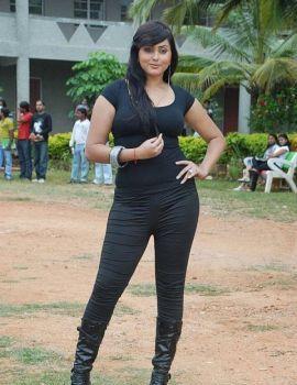 Namitha Kapoor in Telugu film Love College
