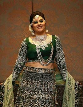 Namitha Kapoor Latest Photos at Santhoshi One Day Makeup & Hair Seminar