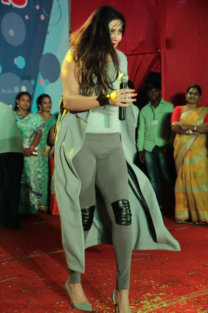 Namitha New Year Celebration 2016 Photos