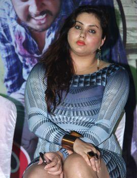 Namitha Stills at Anjal Thurai Movie Audio Launch