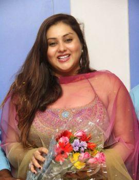 Namitha Stills at KSK Technologies Launch