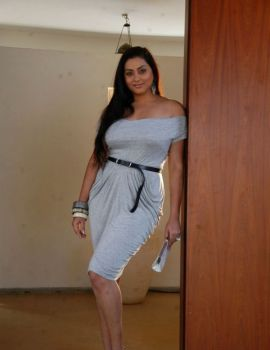 Namitha's stills from telugu movie Fire