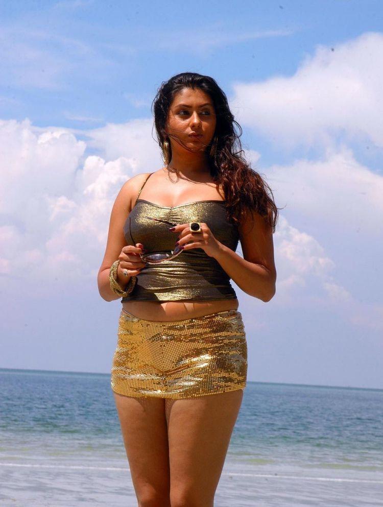 South Indian Actress Namitha in Hot Bikini