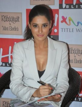 Nargis Fakhri Launch Hi Blitgz Magazine August 2013
