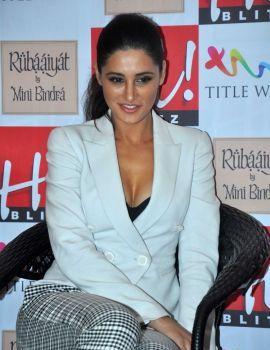Nargis Fakhri Launch Hi Blitgz Magazine August 2013