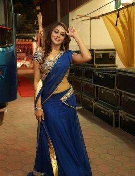 Natasha Doshi Stills at C Kalyan Son Wedding Reception