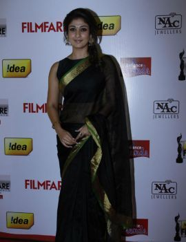 Nayanthara at 61st Filmfare Awards Function