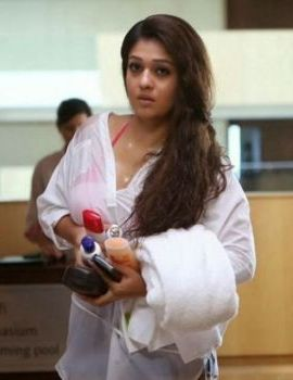 Nayanthara Hot Stills in Tamil Movie Aarambam