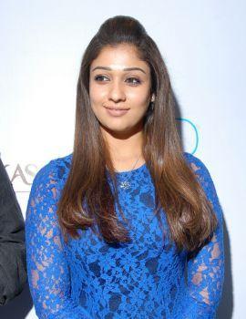 Nayanthara Unveils Platinum Jewellery Season's Collection at Jos Alukkas