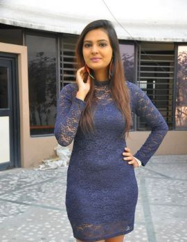 Actress Neha Deshpande Photos at Dil Deewana Movie Press Meet