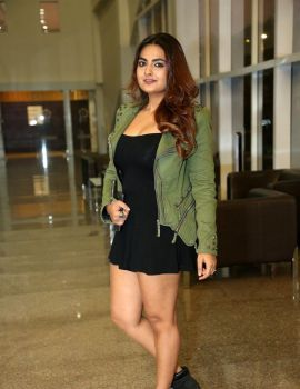 Neha Deshpande Stills at BeautyLand Beauty and Wellness Festival Inauguration