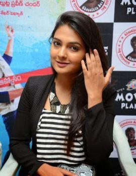 Neha Deshpande Stills at The Bells Movie Audio Success Meet