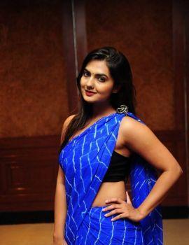 Neha Deshpande Stills at Trendz Expo Inauguration