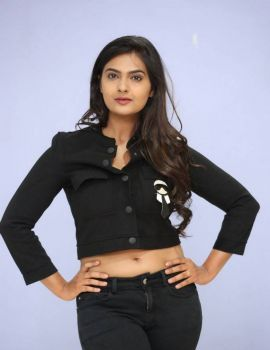 Neha Deshpande Stills at Vaadena Movie Audio Launch