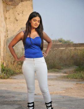 Neha Deshpande Stills from The Bells Movie
