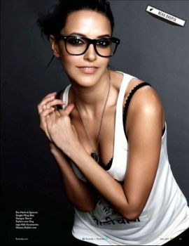 Neha Dhupia Sizzling Hot FHM Photoshoot