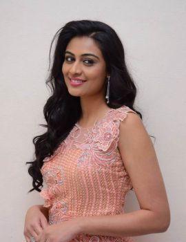 Neha Hinge at Srivalli Teaser Launch