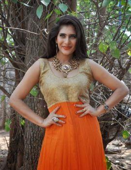 South Indian Actress Neha Saxena Latest Glamorous Stills