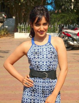 Neha Sharma Looking Gorgeous at Film Youngistaan Promotions