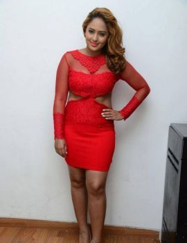 Nikesha Patel Enjoying Partying at The Vault Bar in Chennai