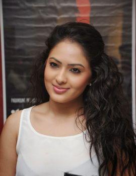 Nikesha Patel Photos at Cinema Spice Magazine Launch