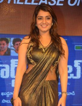 Actress Nikitha Thukral at Apartment Movie Audio Launch