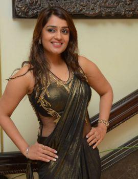 Actress Nikitha Thukral at Apartment Movie Audio Launch