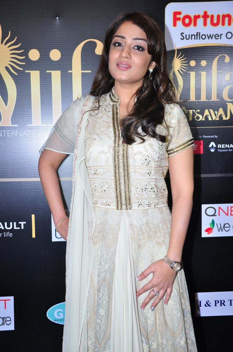 Nikita Thukral at the IIFA Utsavam 2016 Curtain Raiser