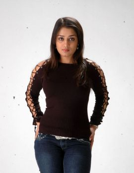 Nikitha Thukral Black Jeans Latest Unseen Photoshoot Stills