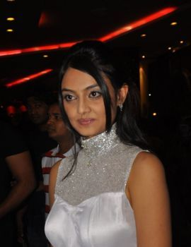 Nikitha Narayan Stills at Its My Love Story Movie Premiere Show