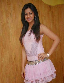 Nikki Galrani at Jamboo Savari Audio Release