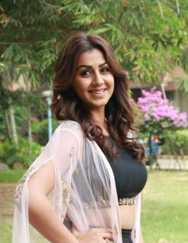 Nikki Galrani Photos at Tamil Movie Kalakalappu 2 Press Meet
