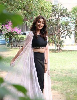 Nikki Galrani Photos at Tamil Movie Kalakalappu 2 Press Meet