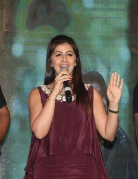 Nikki Galrani Stills at Team 5 Movie Press Meet