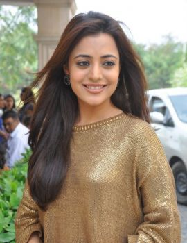 Telugu Actress Nisha Agarwal Stills at Parinaya Wedding Fair Exhibition Hyderabad