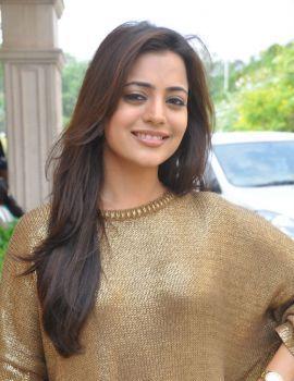 Telugu Actress Nisha Agarwal Stills at Parinaya Wedding Fair Exhibition Hyderabad