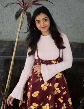 Telugu Actress Nithya Shetty at Elite New Year Eve 2019 Ticket Launch