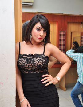 Pakhi Hegde Photos at Cinema Chupista Maava Movie Audio Launch