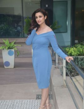 Parineeti Chopra at Namastey England Movie Promotions