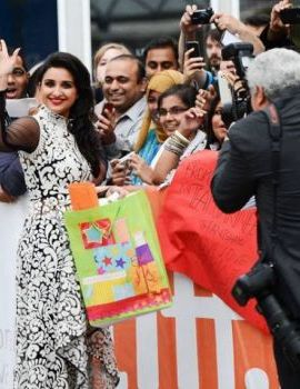 Parineeti Chopra at Toronto International Film Festival
