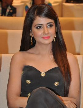 Actress Parul Yadav Stills at Upendra 2 Movie Audio Release