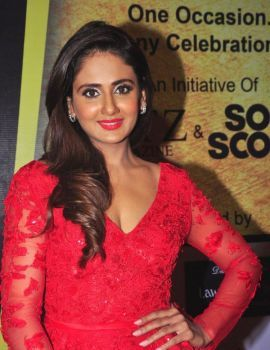 Parul Yadav Photos from South Scope Life Style Awards