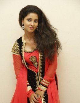 Pavani Photos at Eluka Majaka Movie Logo Launch