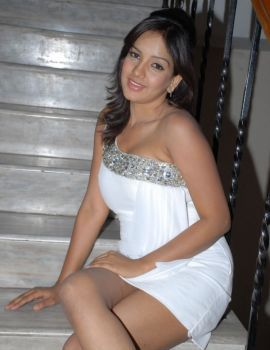 Pavani Reddy Looking Gorgeous at Dream Movie Trailer Launch