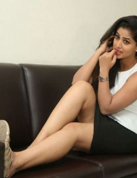 Pavani Reddy stills at Lovers Club Telugu Movie Interview