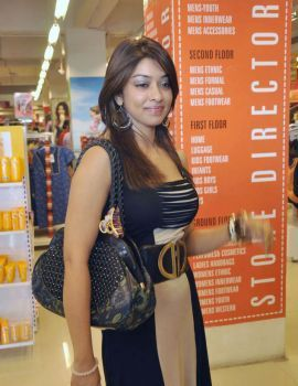 Actress Payal Gosh at Coupon The Grand Hyderabad Sale Launch