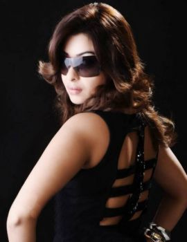 Payal Ghosh in Black Dress Photoshoot